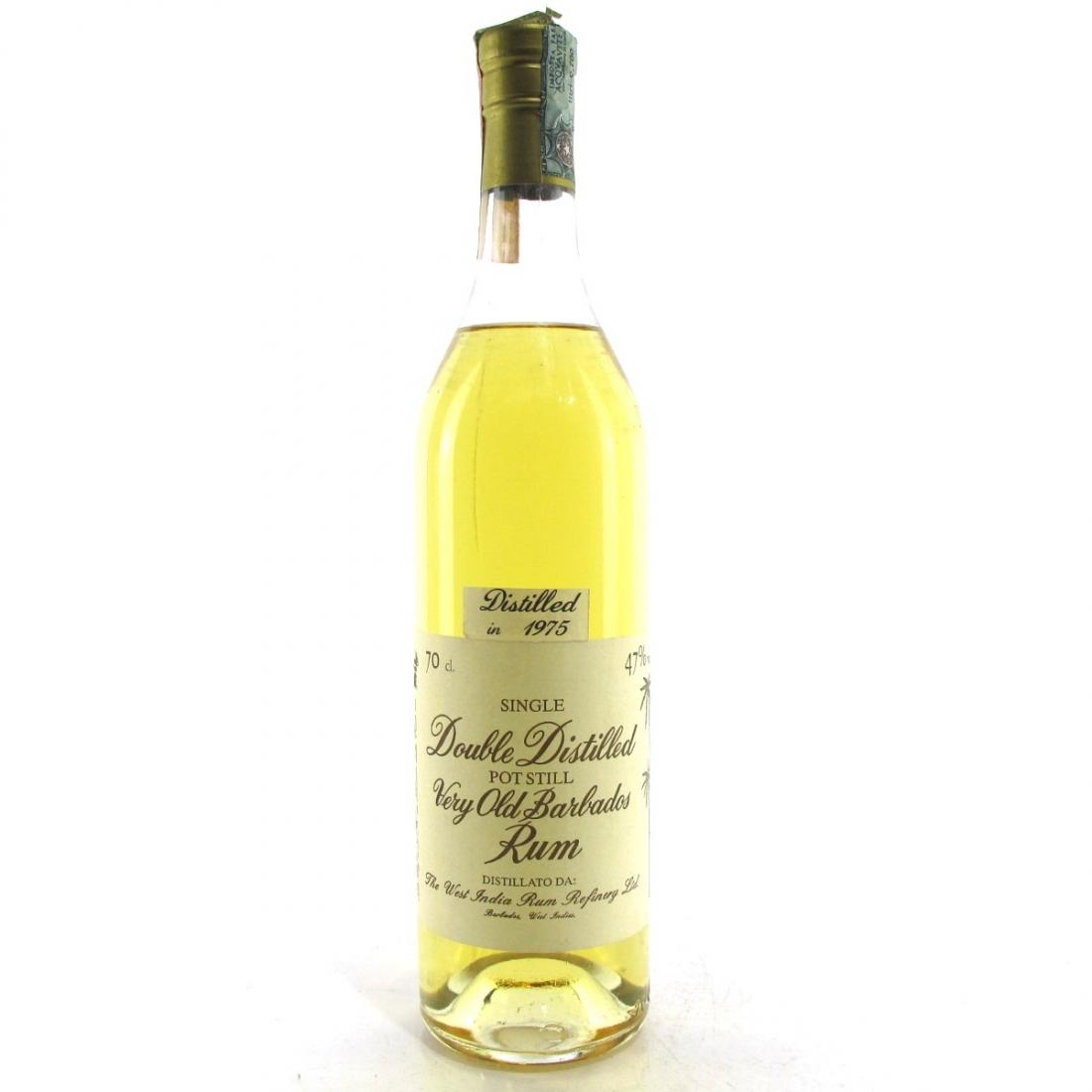 West India Rum Refinery 1975 Barbados Rum