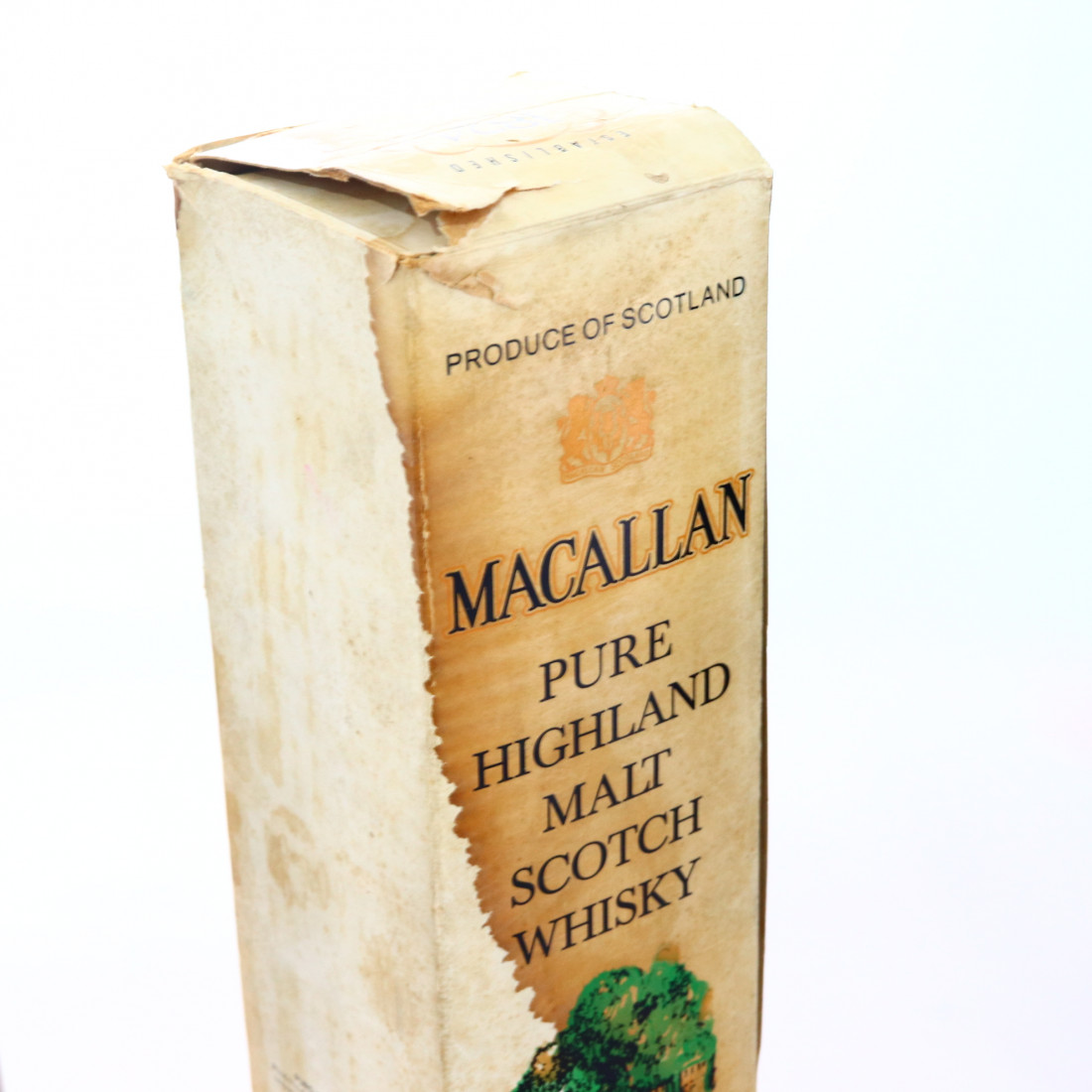 Macallan 1947 Campbell, Hope and King 80 Proof / Rinaldi Import​​​​​​​