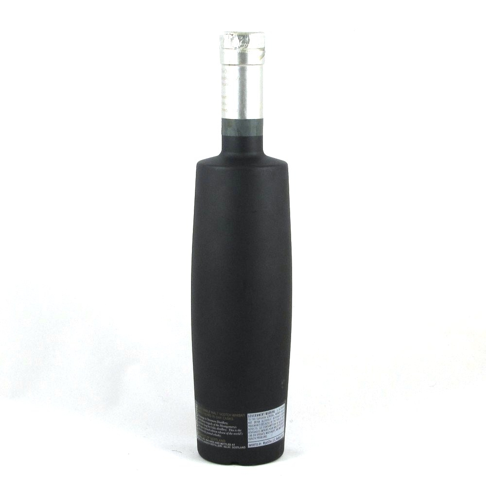 Bruichladdich Octomore 1.1 (First Edition) 75cl Back