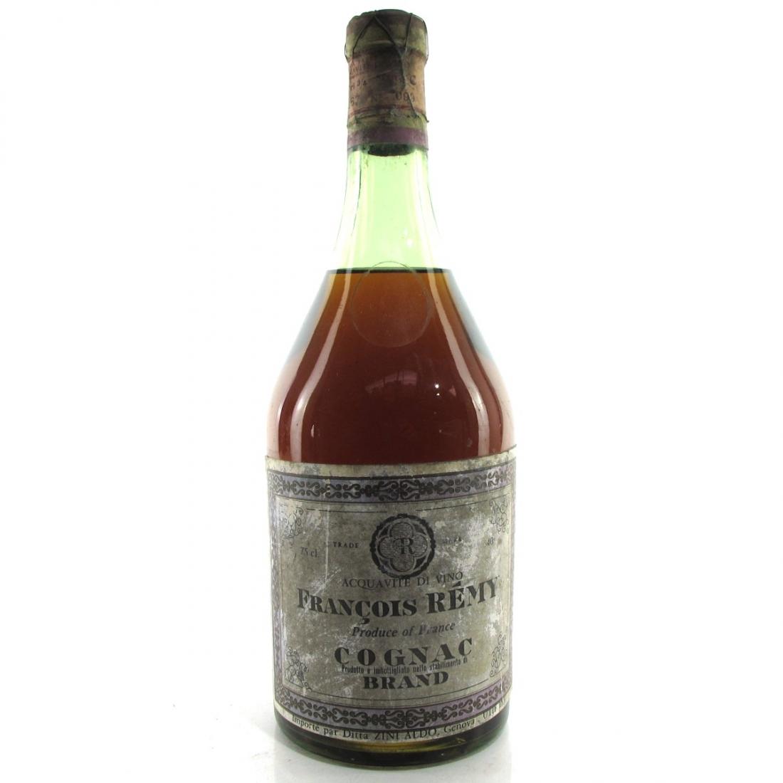 Francois Remy Cognac 1960s