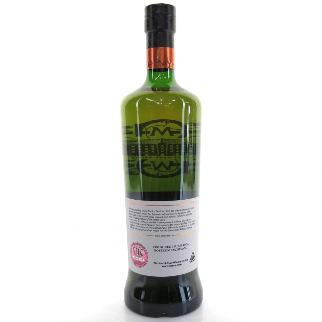 Hampden 2000 SMWS 16 Year Old R7.1