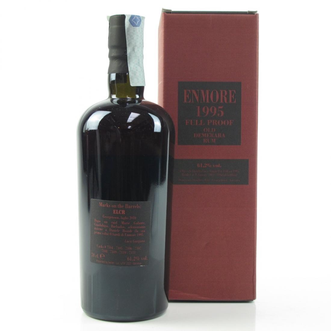 Enmore 1995 Full Proof Demerara Rum