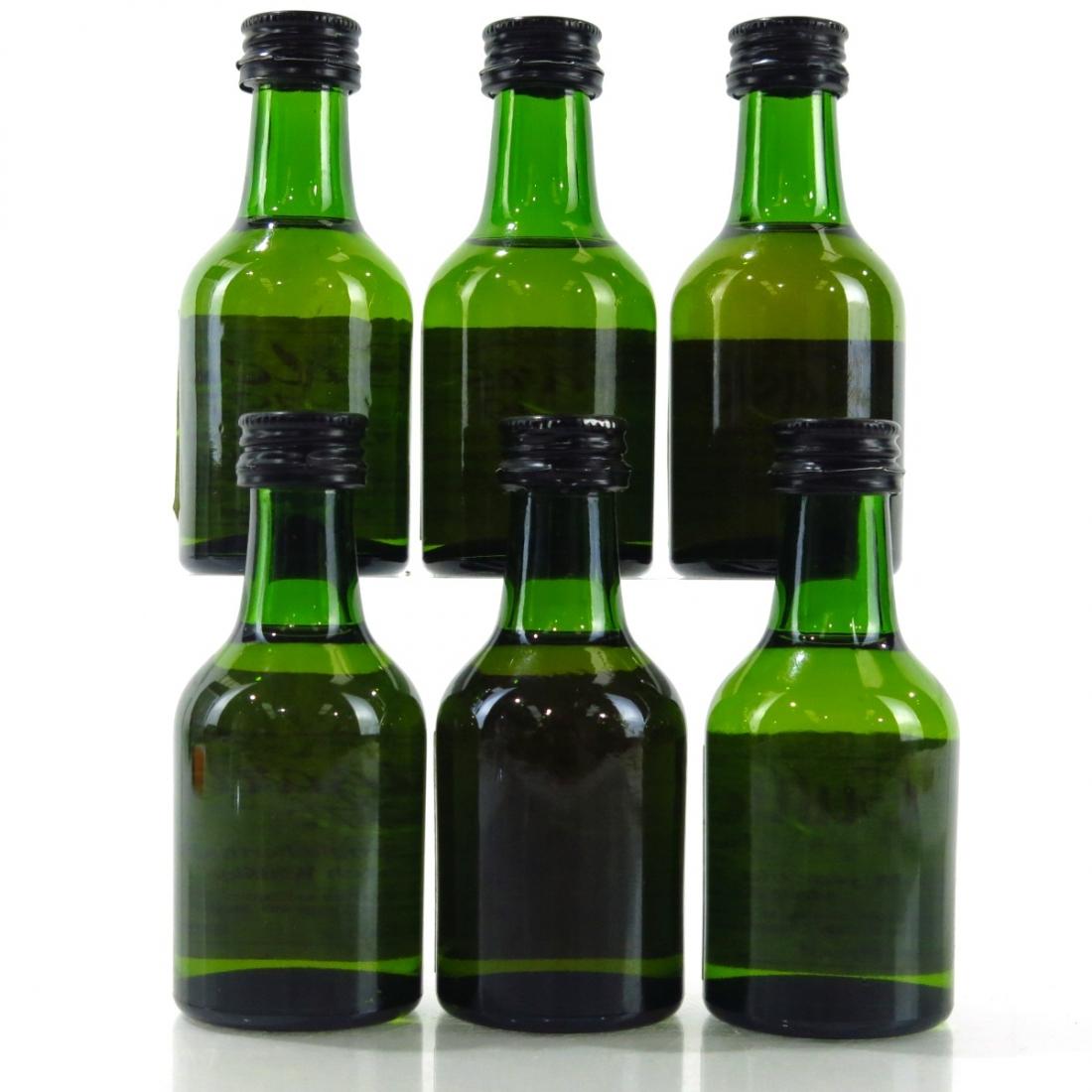 Whisky Connoisseur Miniature Selection 6 x 5cl