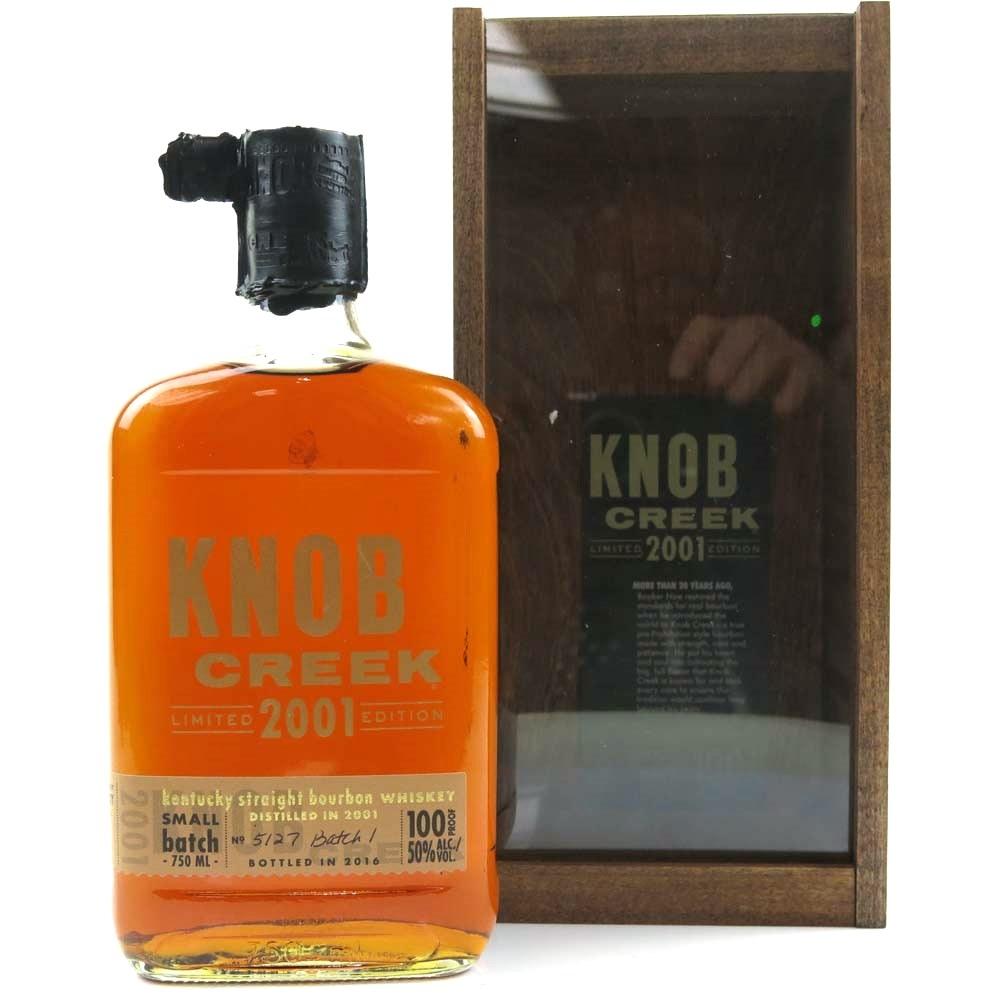 Knob Creek 2001 Limited Edition 100 Proof