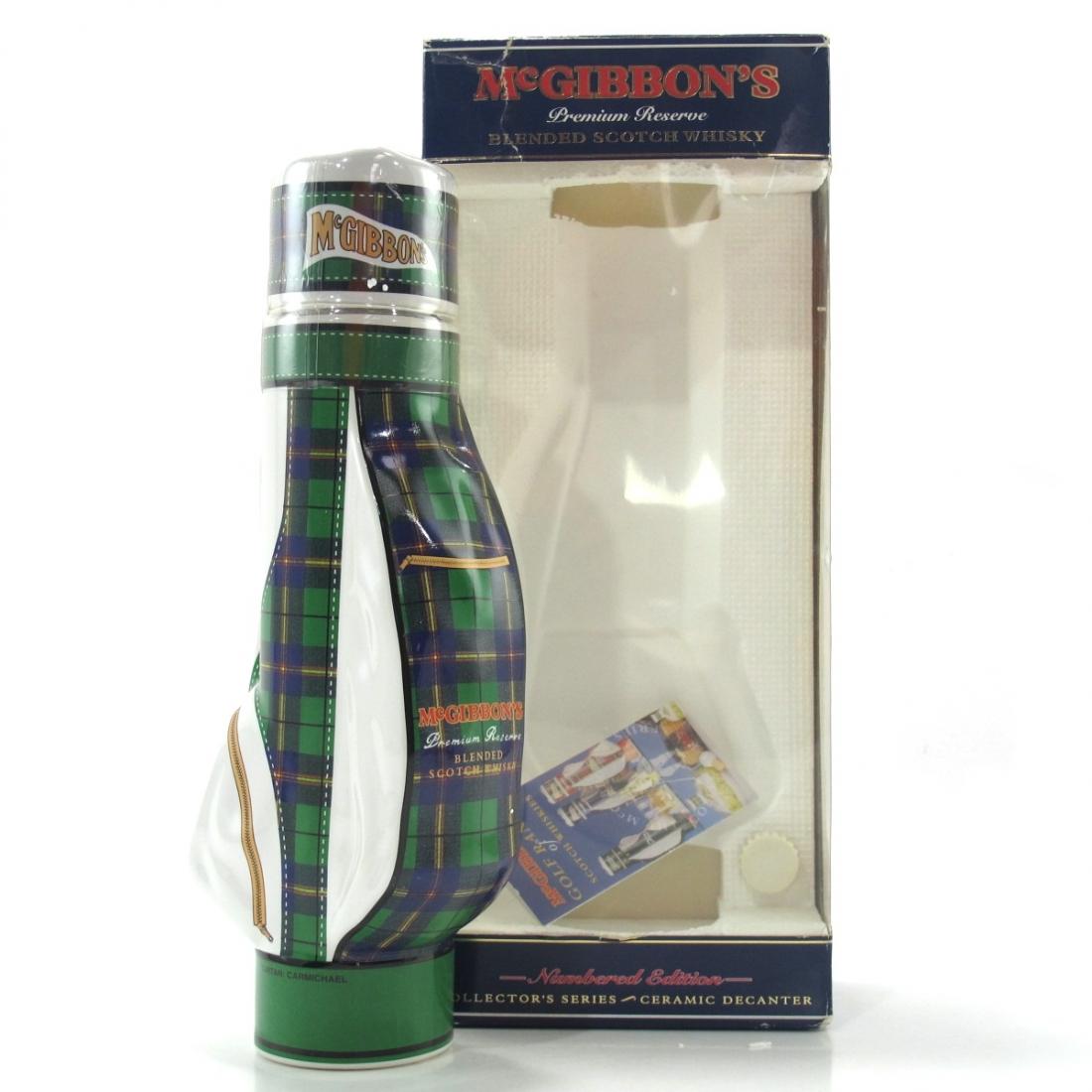 McGibbon's Premium Reserve Golf Bag