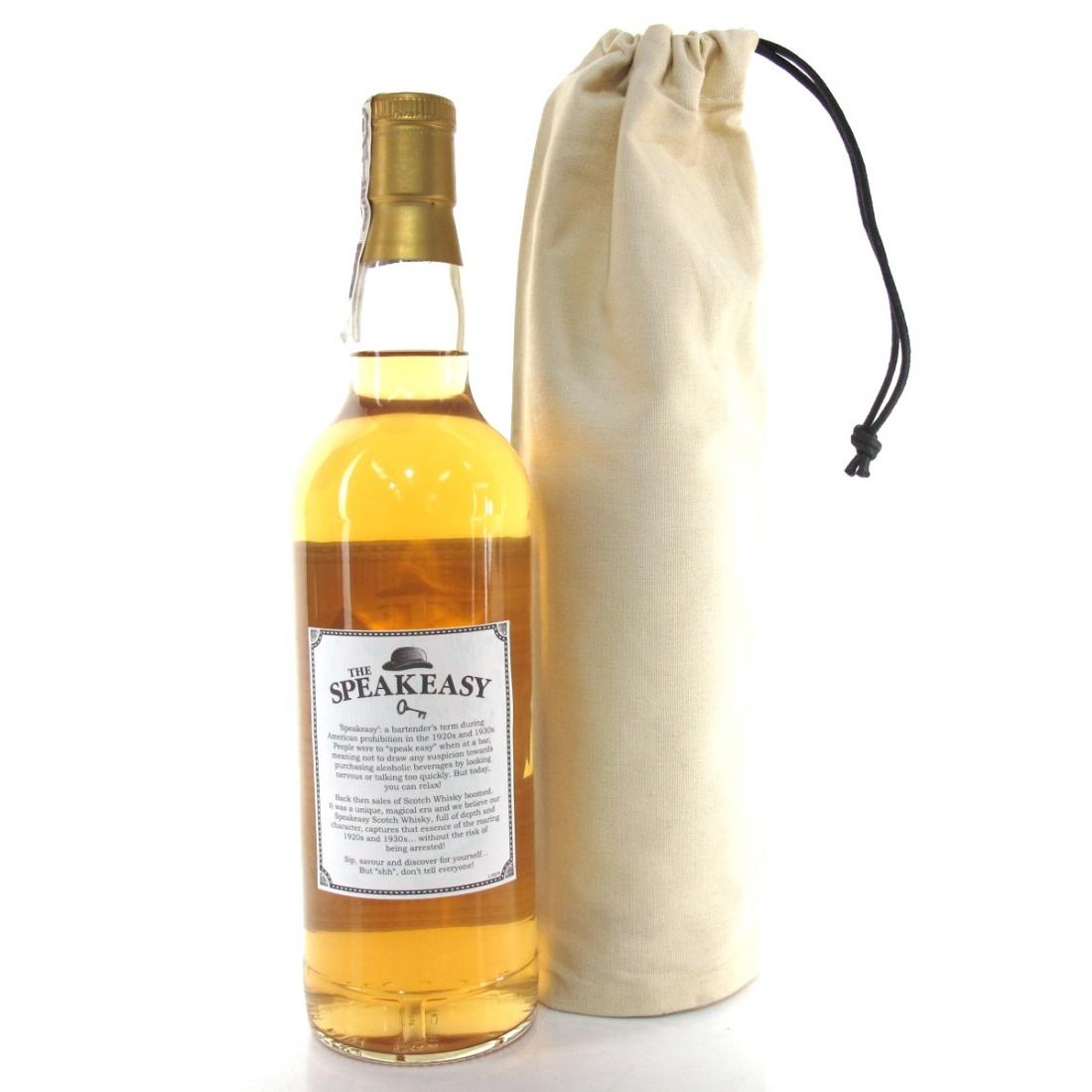 The Speakeasy Blended Malt / Warsaw Whisky Fest 2014