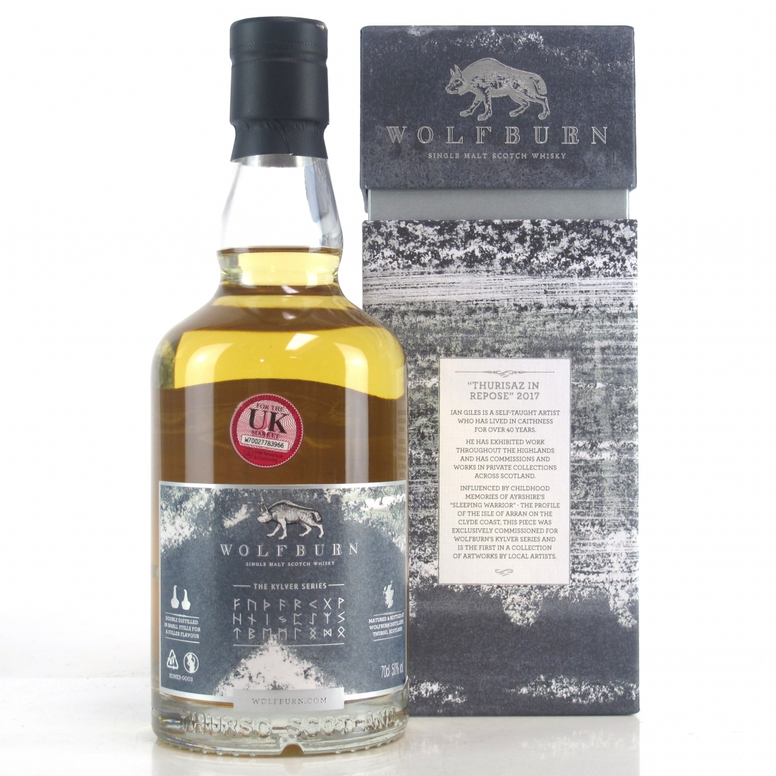 Wolfburn Kylver Series Limited Edition 3rd Release
