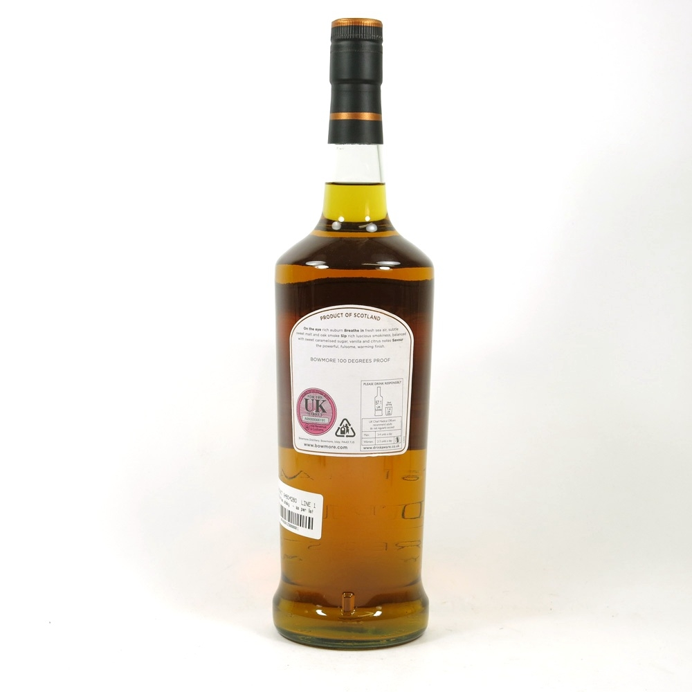 Bowmore 100 Degrees Proof 1 Litre