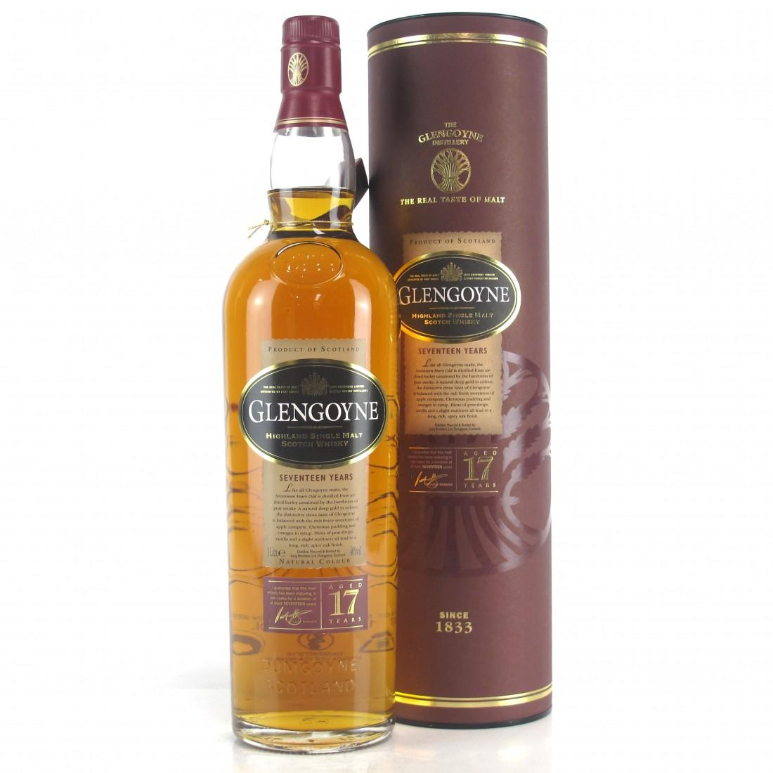 Glengoyne 17 Year Old 1 Litre