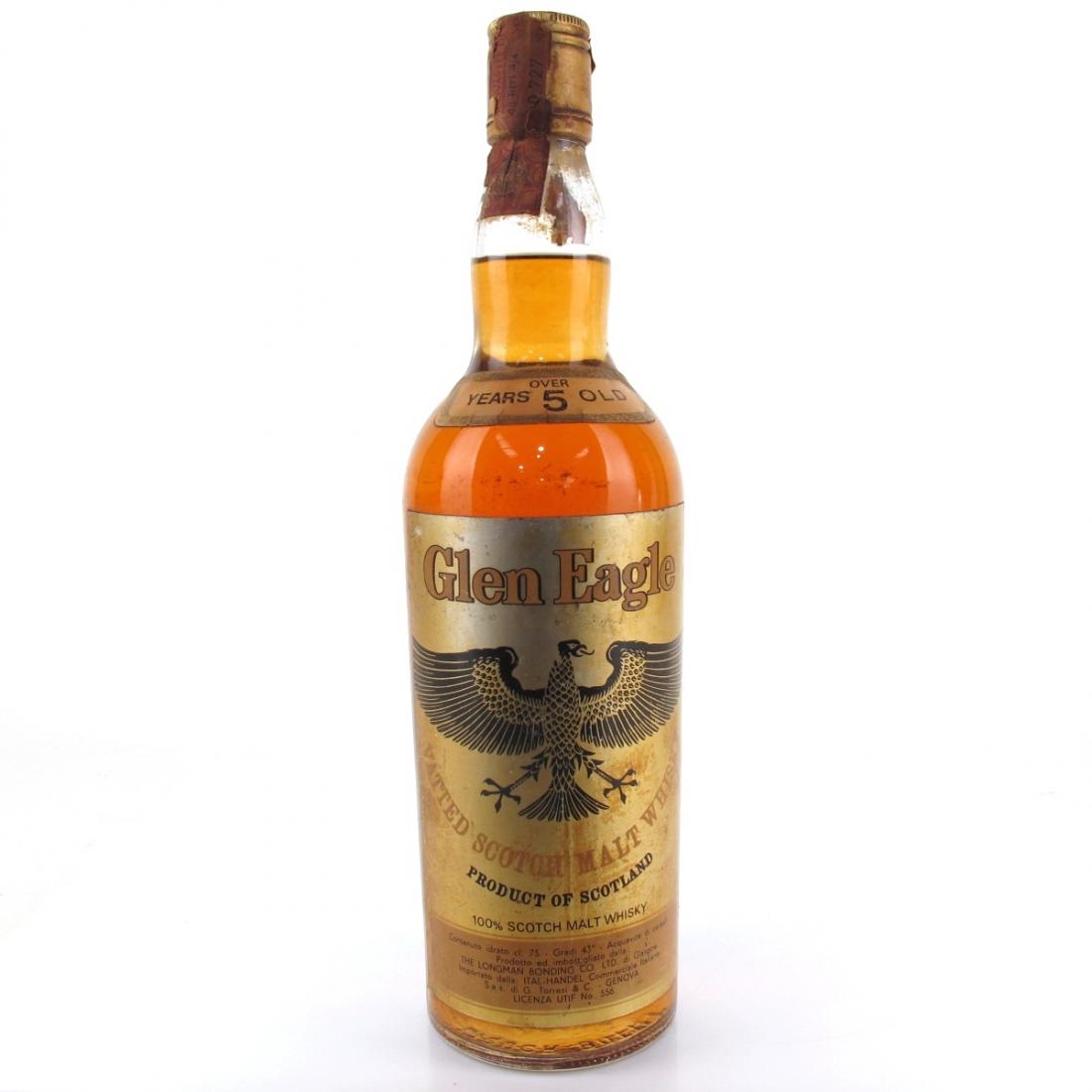 Glen Eagle 5 Year Old Scotch Whisky 1960s