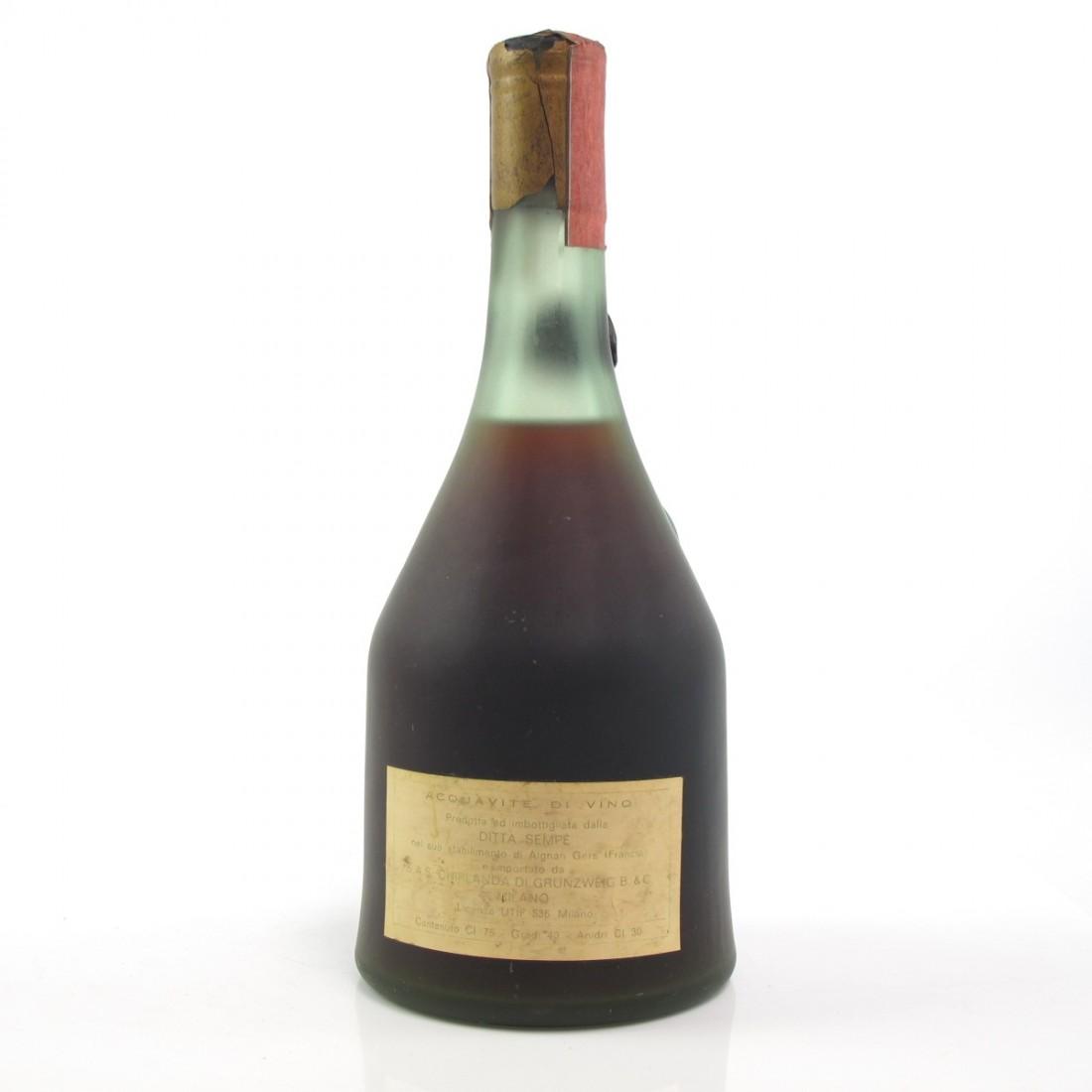 Vieil Armagnac Sempe Aignan 1928