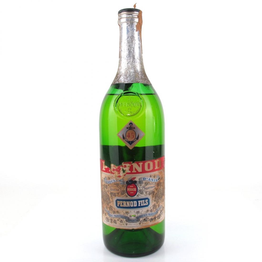 Pernod 45 Liqueur 1960s