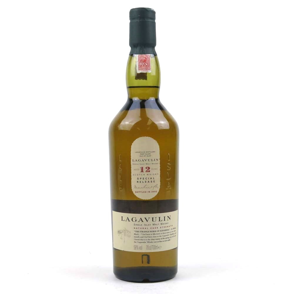 Lagavulin 12 Year Old 2002 / First Release