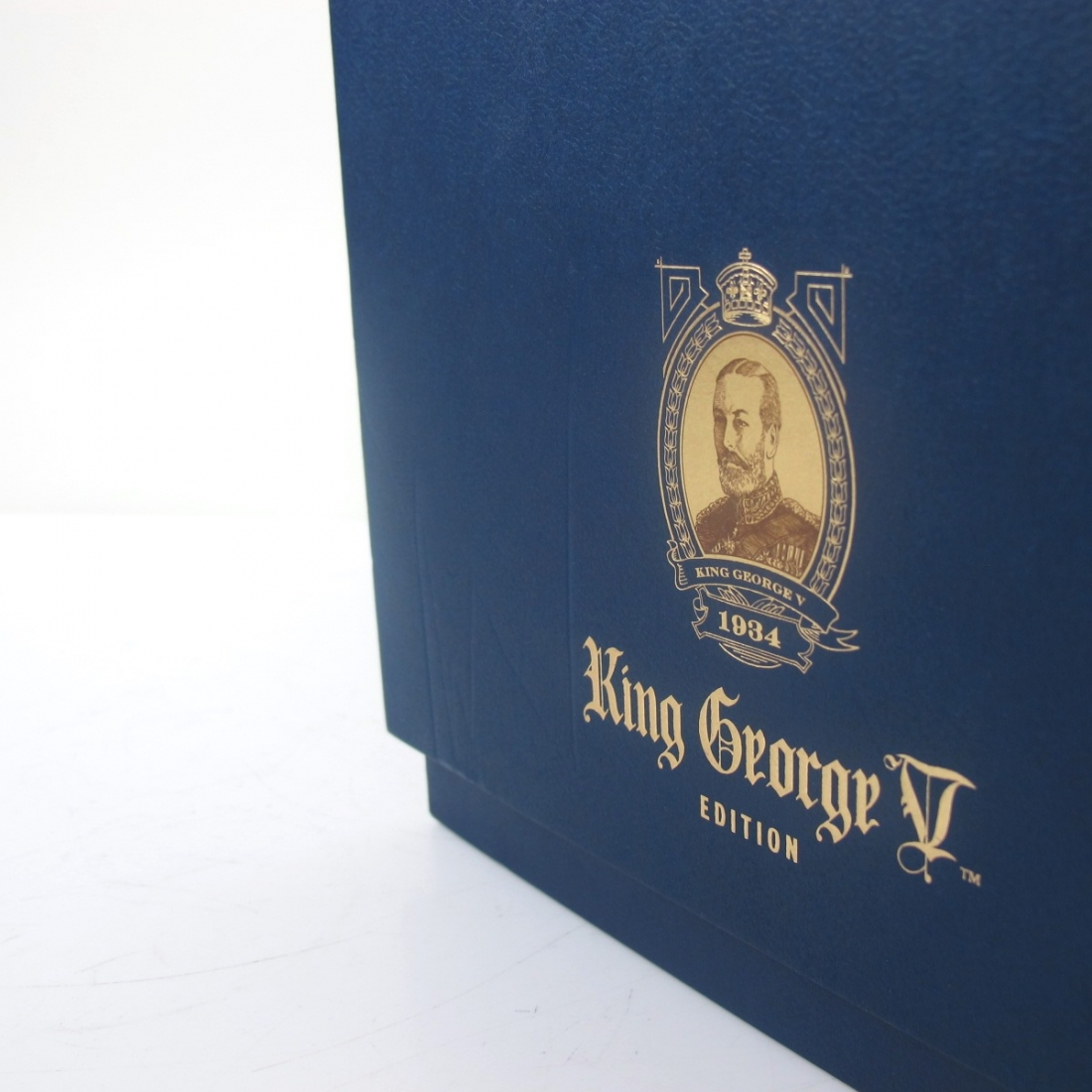 Johnnie Walker King George V 80th Anniversary