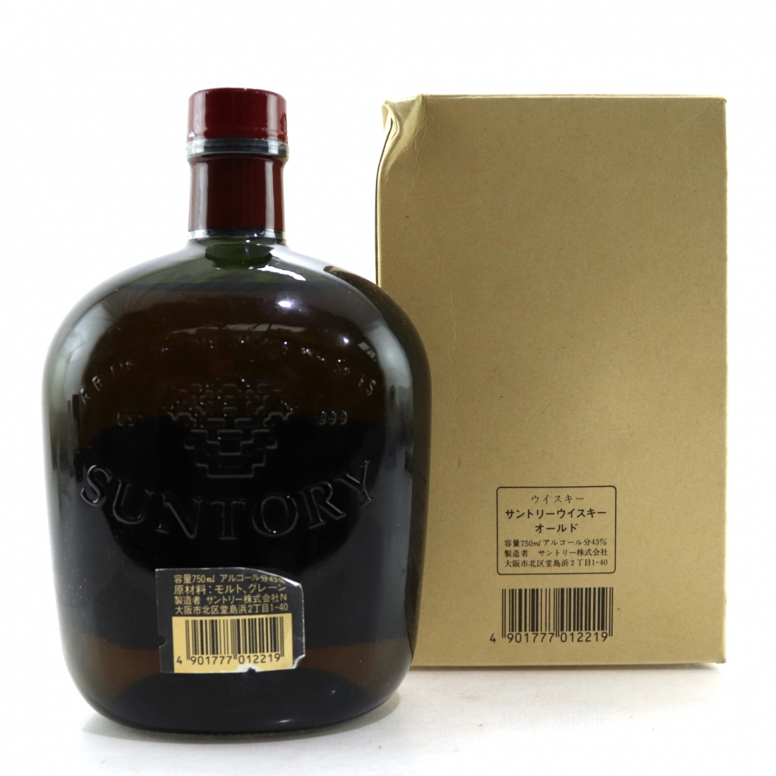 Suntory Old Whisky 75cl