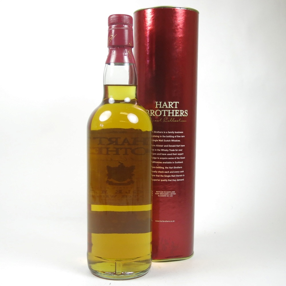 Glenburgie 1966 Hart Brothers 35 Year Old