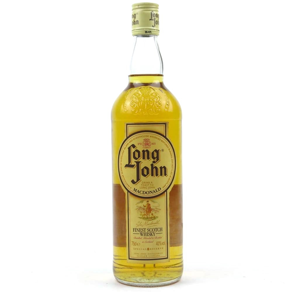 Long John Blend 1980s