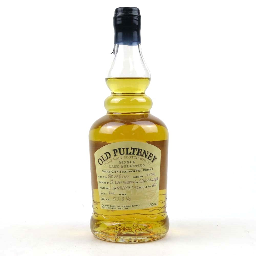 Old Pulteney 1997 Hand Filled 14 Year Old