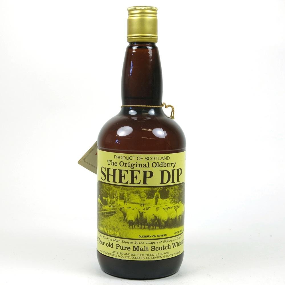 Sheep Dip 8 Year Old 1980s