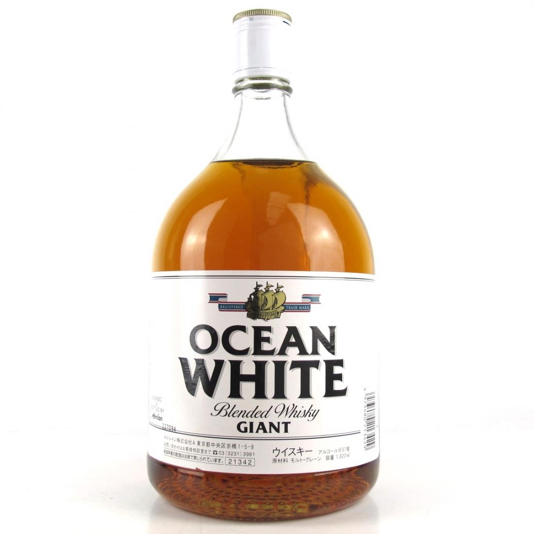 Ocean White Blended Whisky Giant 1.92 Litres / Mercian