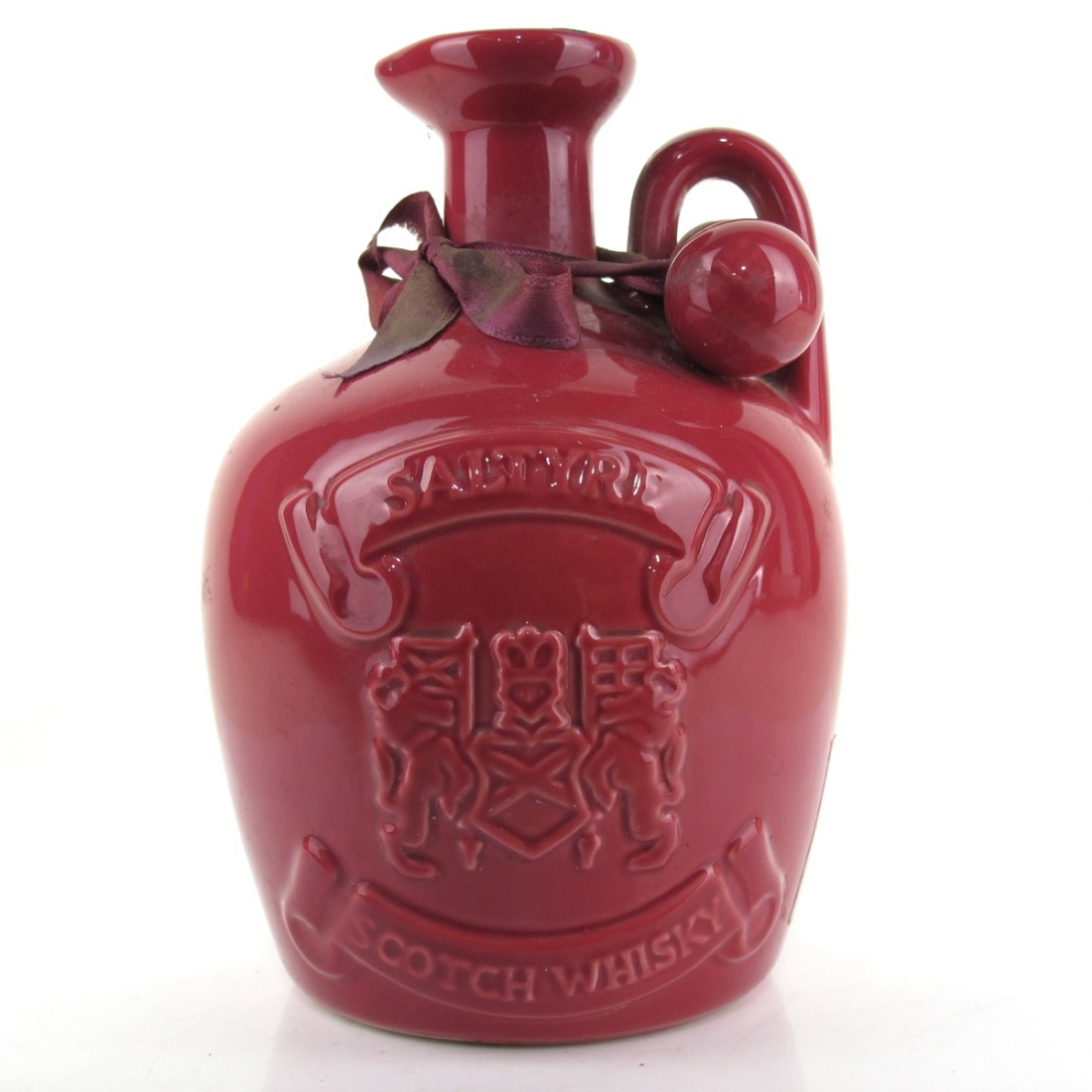 Saltyre 12 Year Old Decanter 1980s