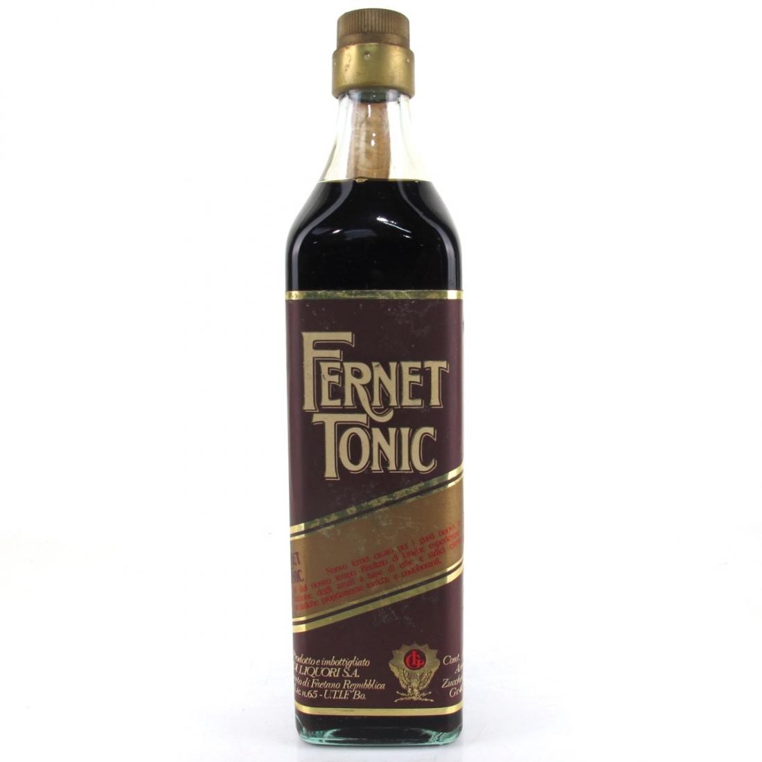 Fernet Tonic Circa 1970s
