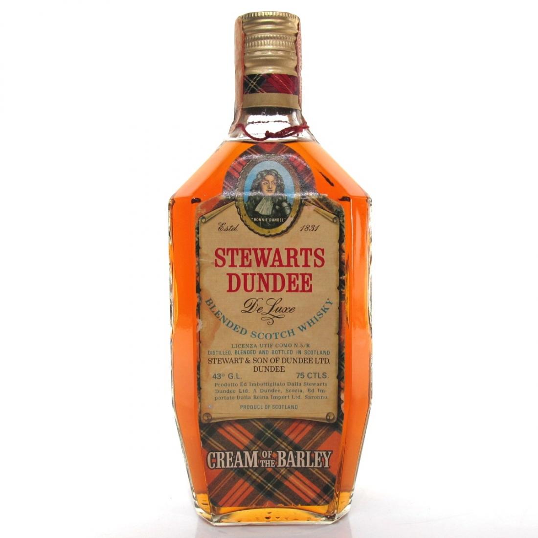Stewarts Dundee Cream of the Barley 1970s / Reina Import