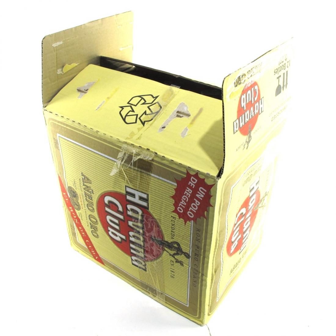 Havana Club Anejo Oro 12 x 70cl / Case
