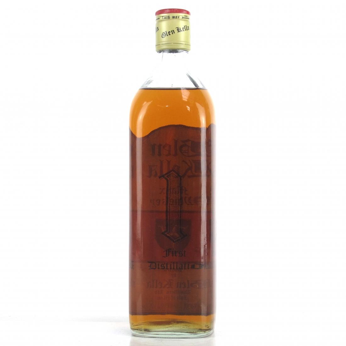 Glen Kella Manx Whisky 1970s