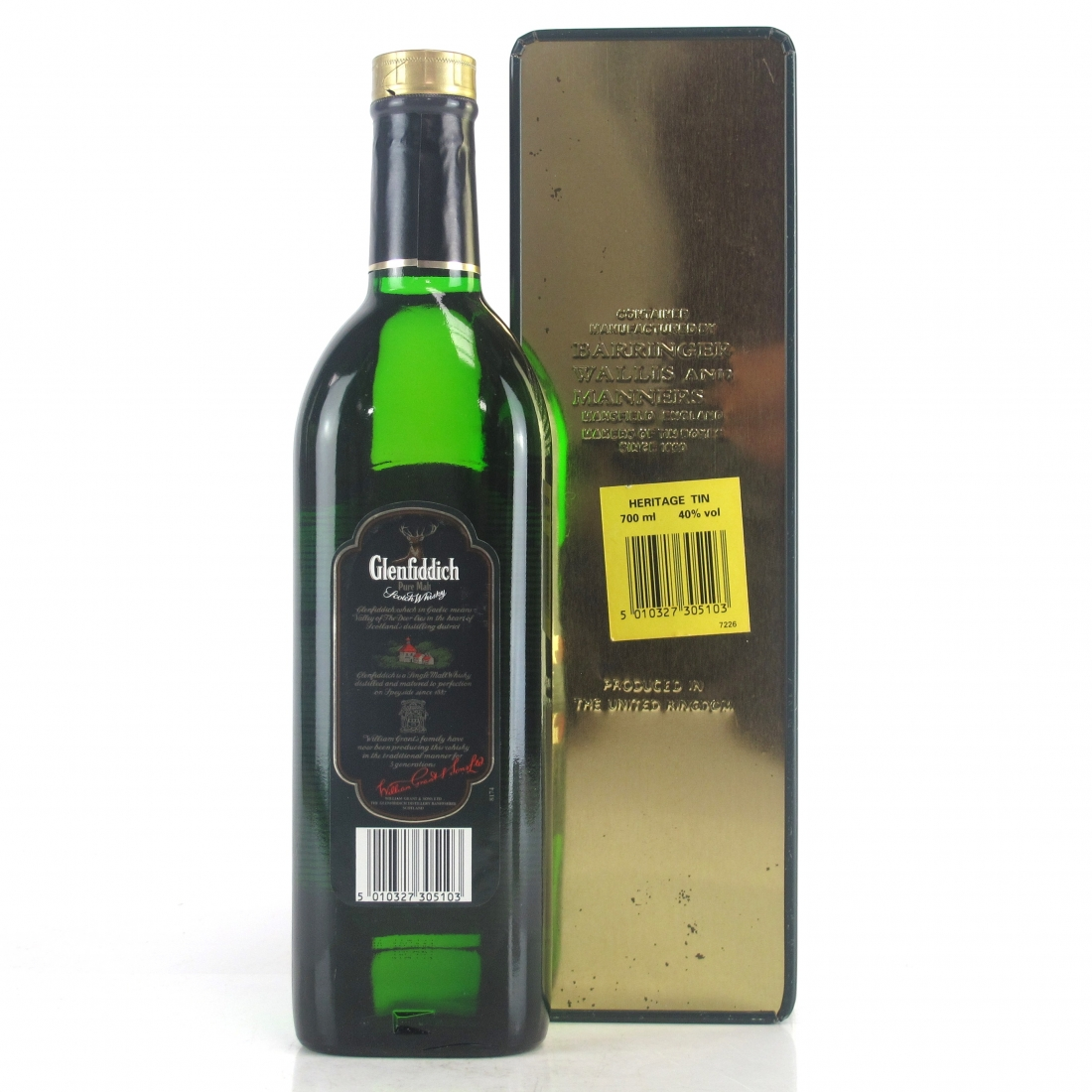 Glenfiddich Clans of the Highlands / House of Stewart