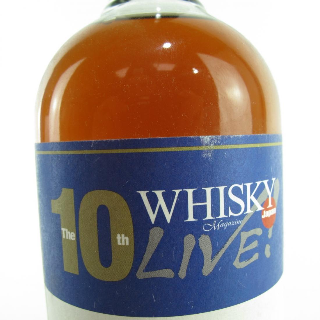 Hanyu 1991 Whisky Live 10th Anniversary 18 Year Old