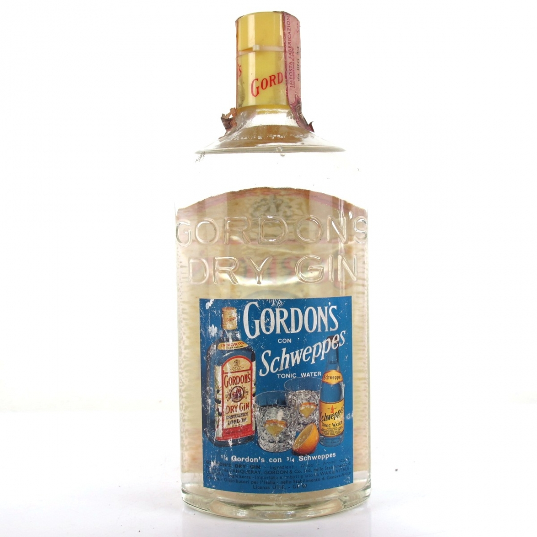 Gordon's Dry Gin 1960s