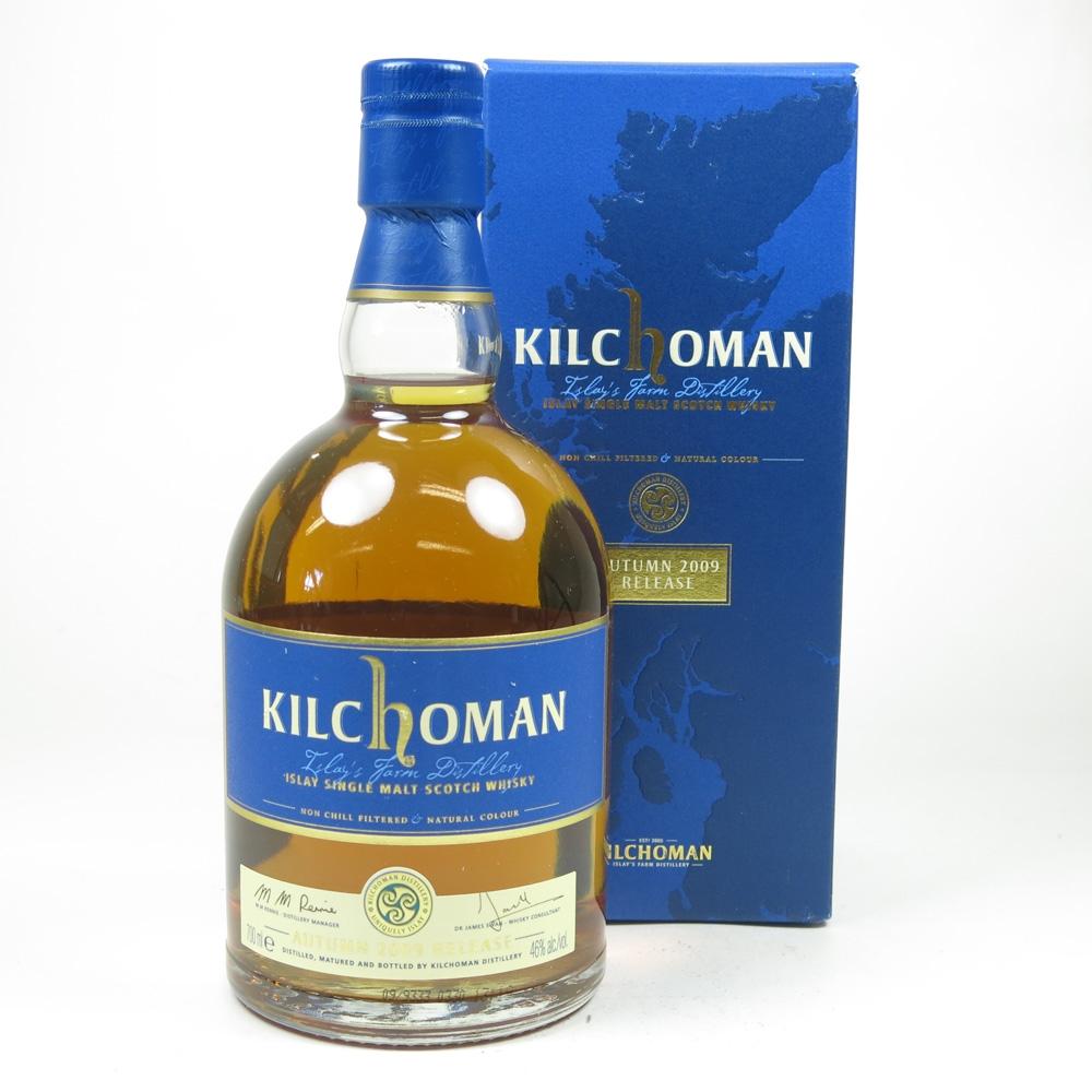 Kilchoman Autumn 2009