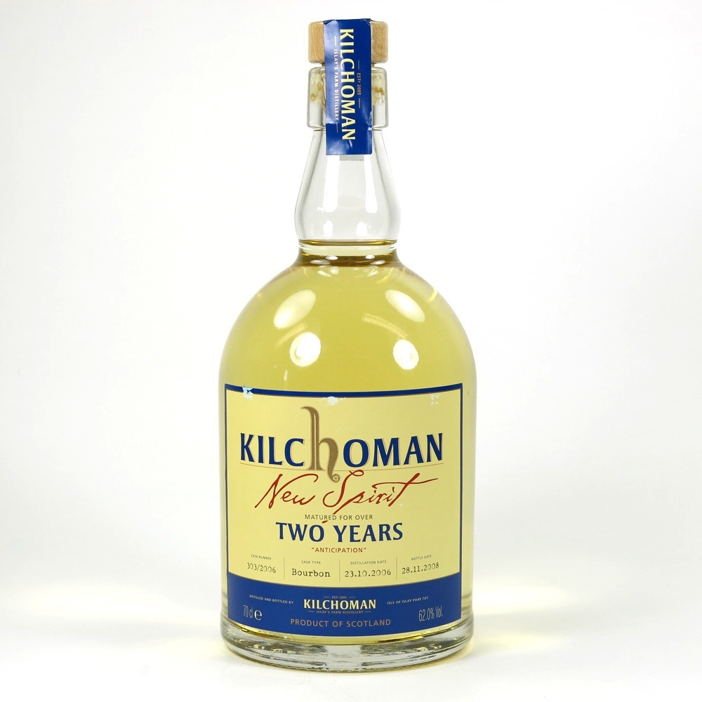 Kilchoman 2006 'Anticipation' Two Year Old Front