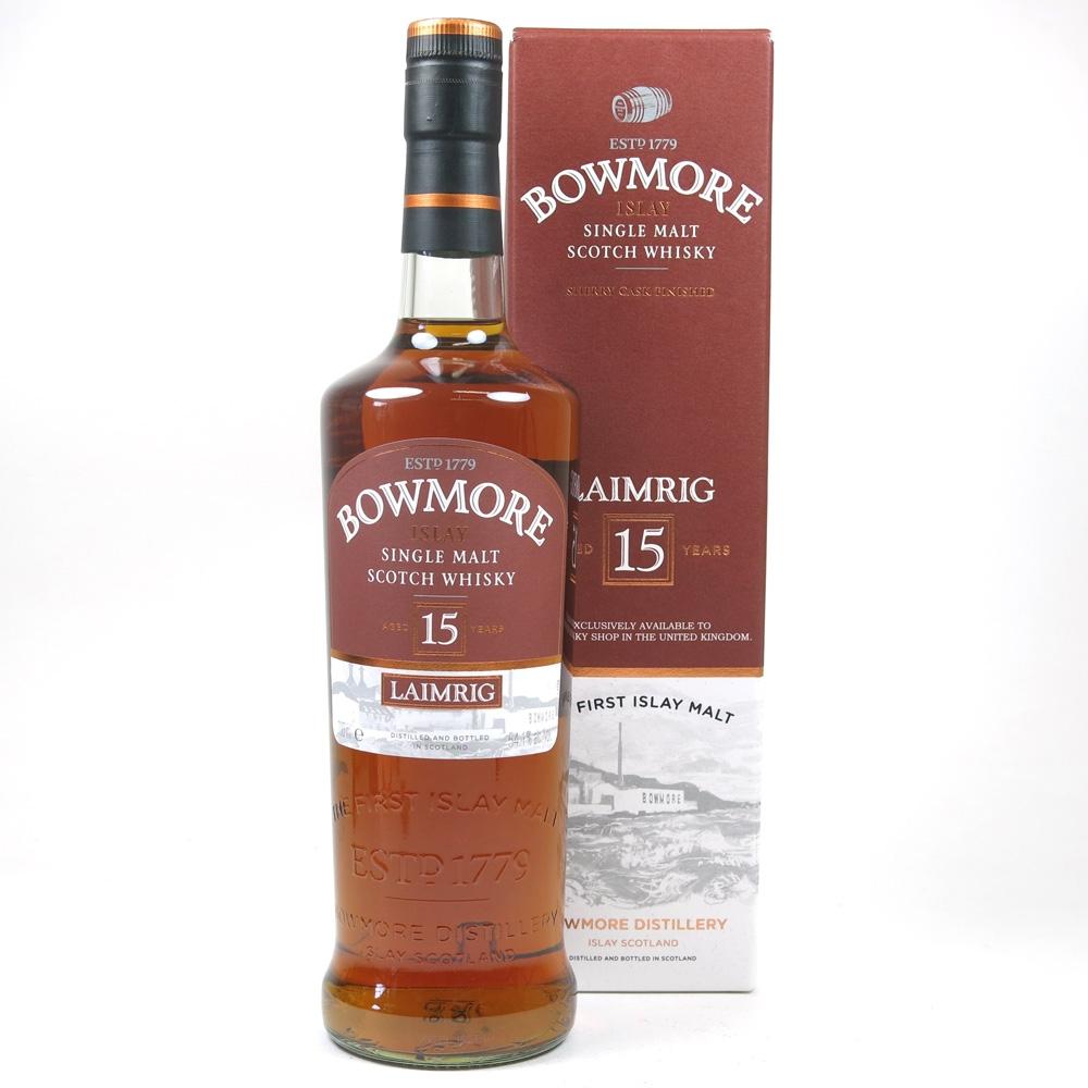 Bowmore 15 Year Old Laimrig