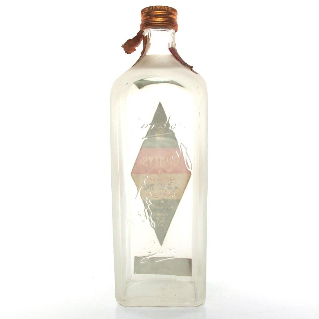 Gilbey's London Dry Gin Circa 1960s