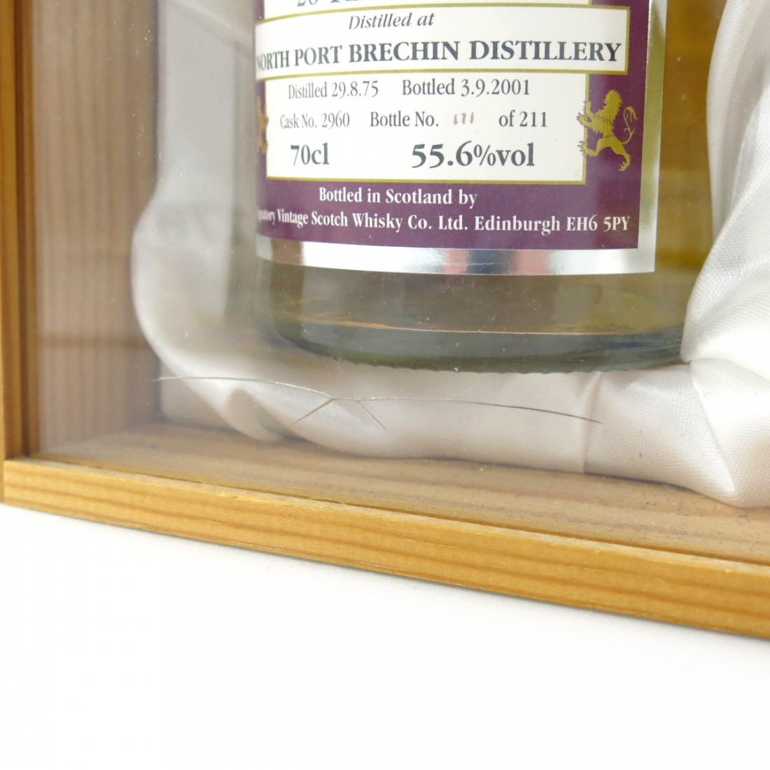 North Port / Brechin 1975 Signatory Vintage 26 Year Old / Including 5cl