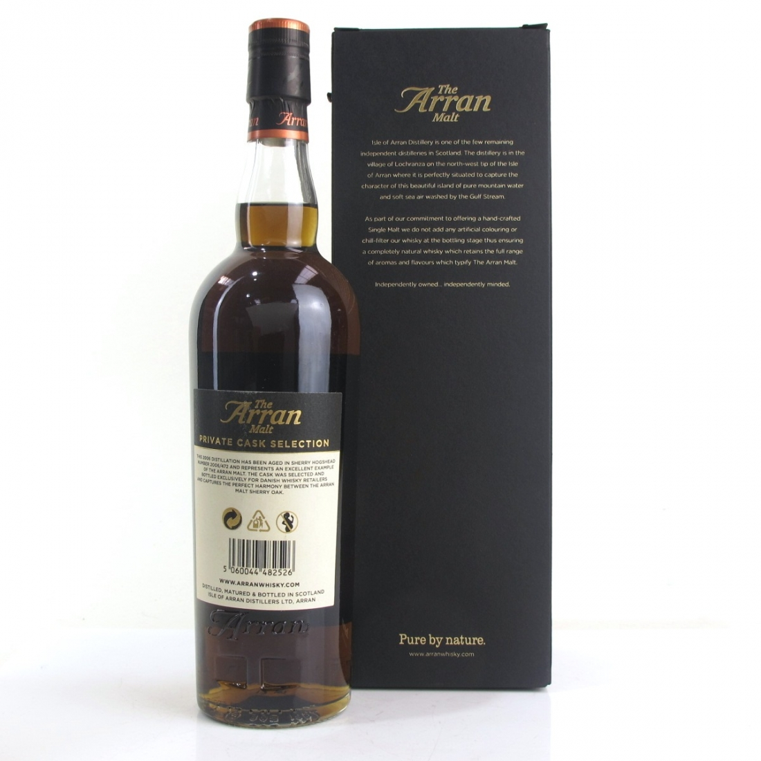Arran 2006 Private Cask 10 Year Old / Danish Retail Exclusive