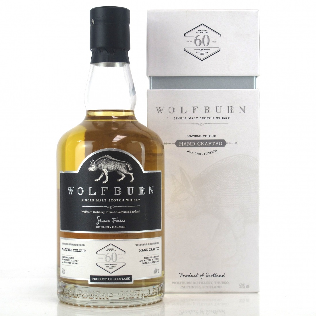 Wolfburn 'A Little Something Different' / La Maison du Whisky 60th Anniversary