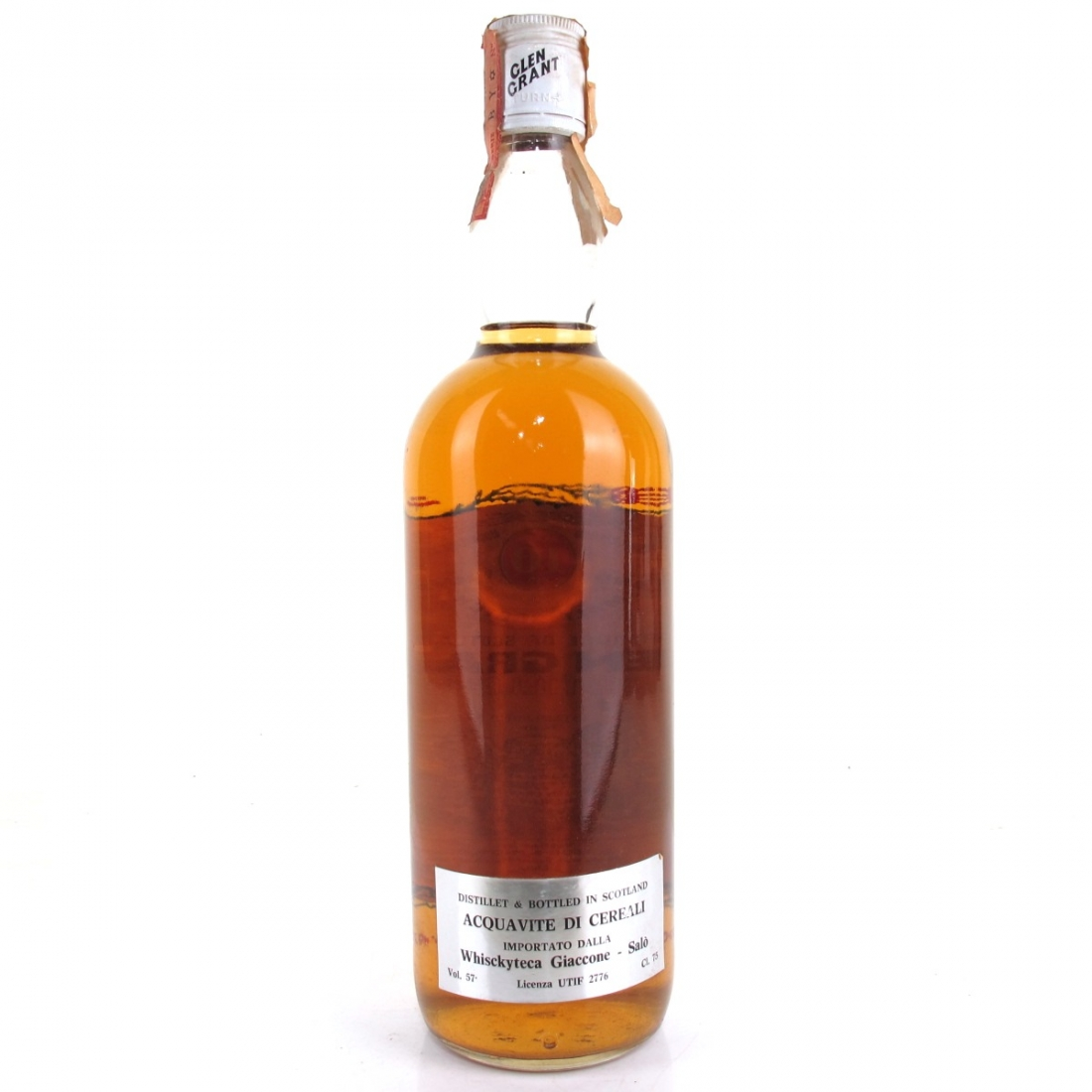 Glen Grant 10 Year Old 1970s / 100 Proof