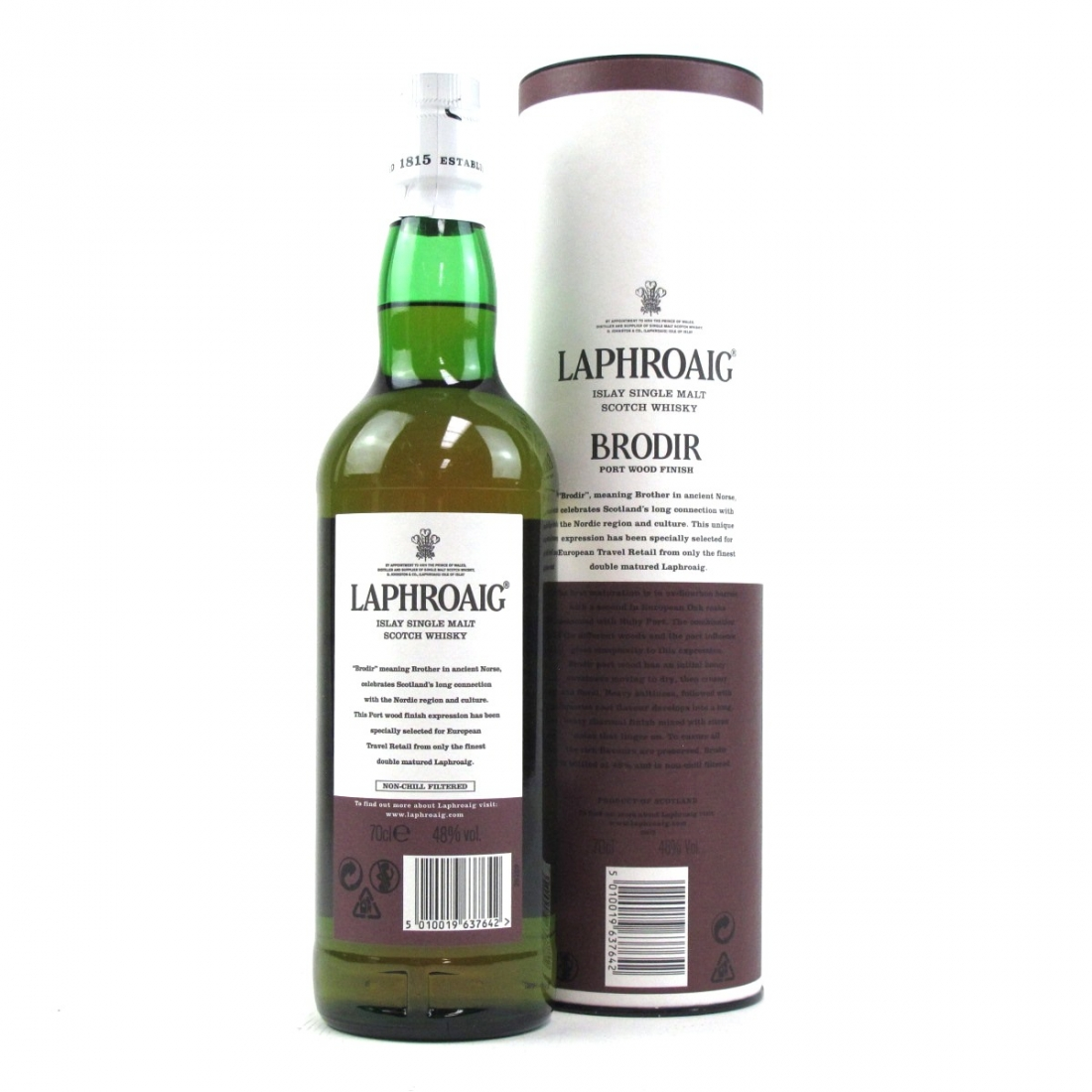 Laphroaig Brodir Batch #001