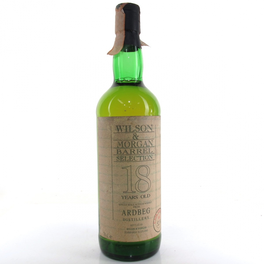 Ardbeg 18 Year Old Wilson and Morgan / Rossi and Rossi