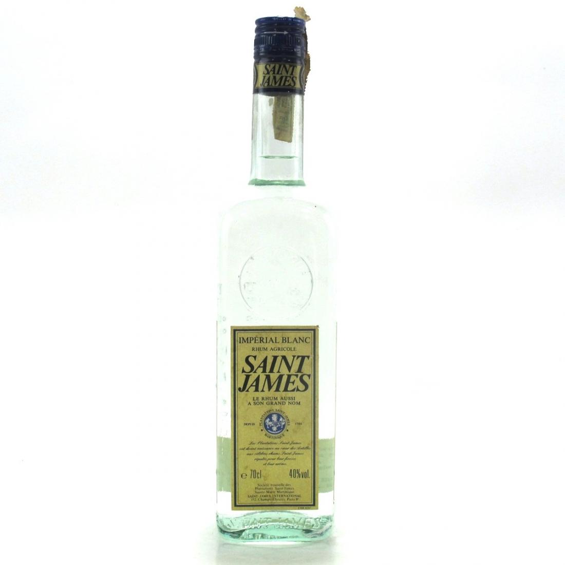 Saint James Imperial Blanc Rhum Agricole