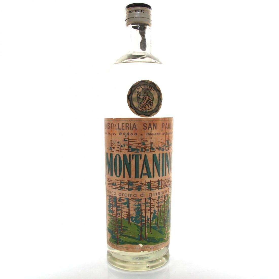 Borso Montanino 1 Litre 1950s