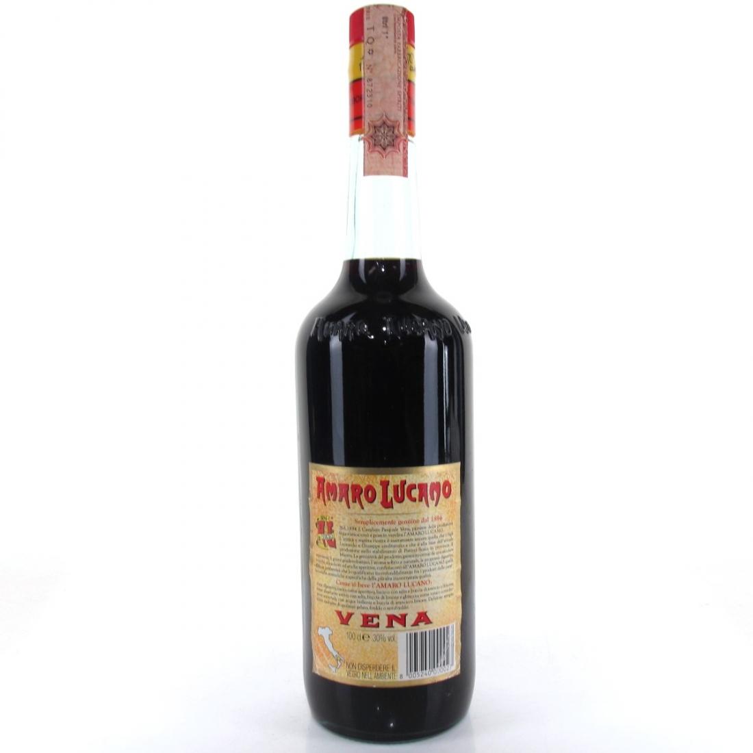 Amaro Lucano Liqueur 1 Litre 1980s