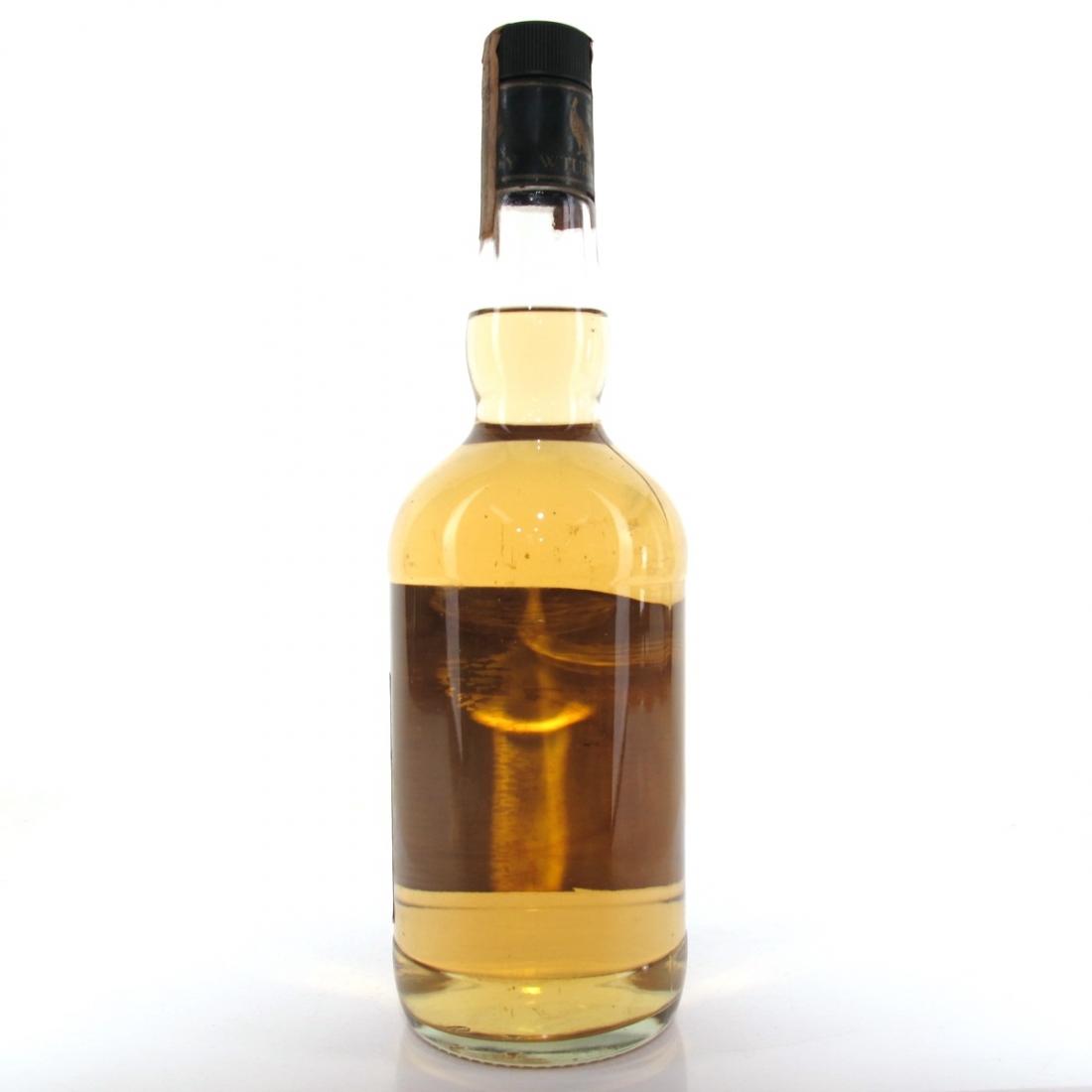 W. Turkey Blended Whisky 1980s