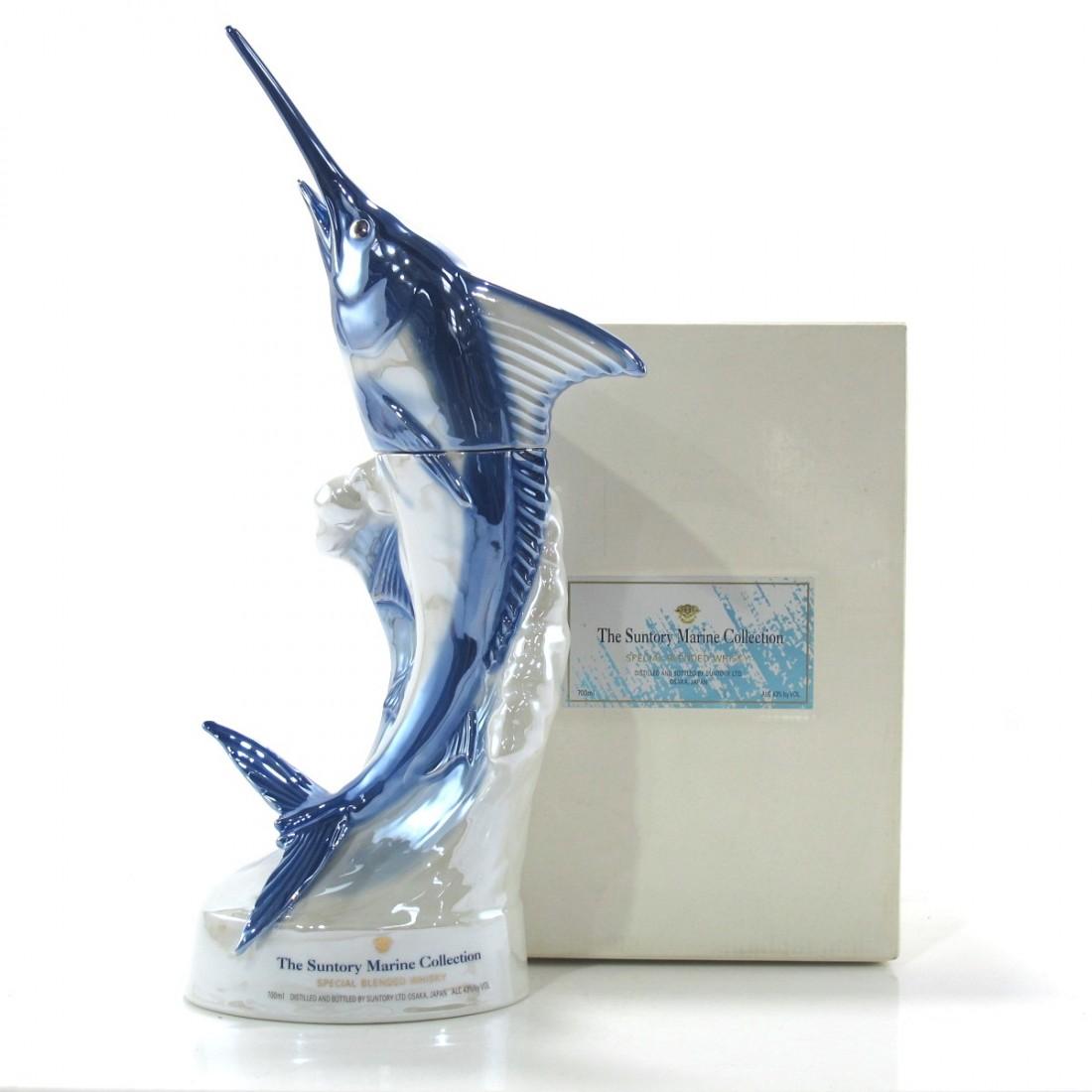 Suntory Marine Collection Decanter / Blue Marlin