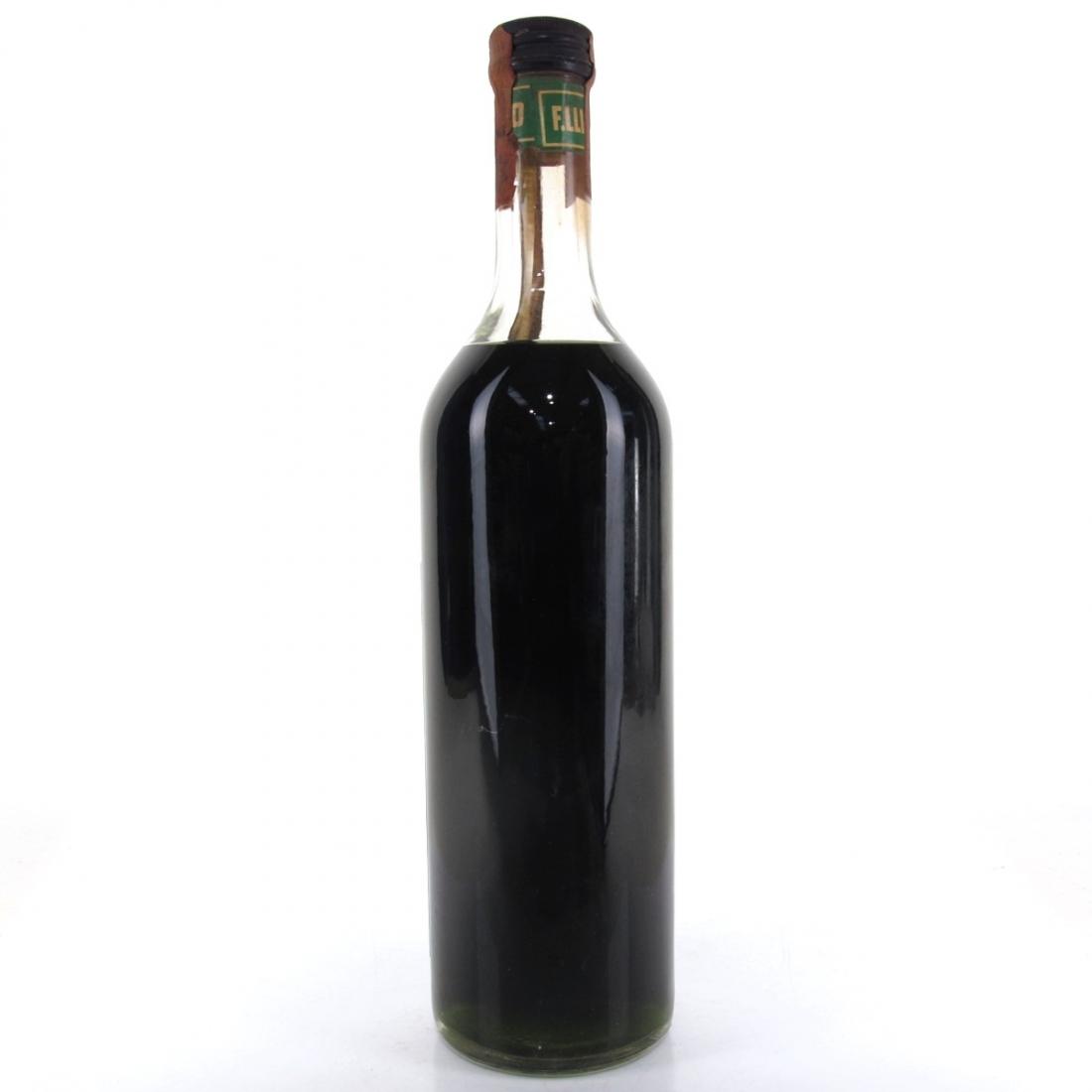 Ramazzotti Amaro Menta 1 Litre 1960s