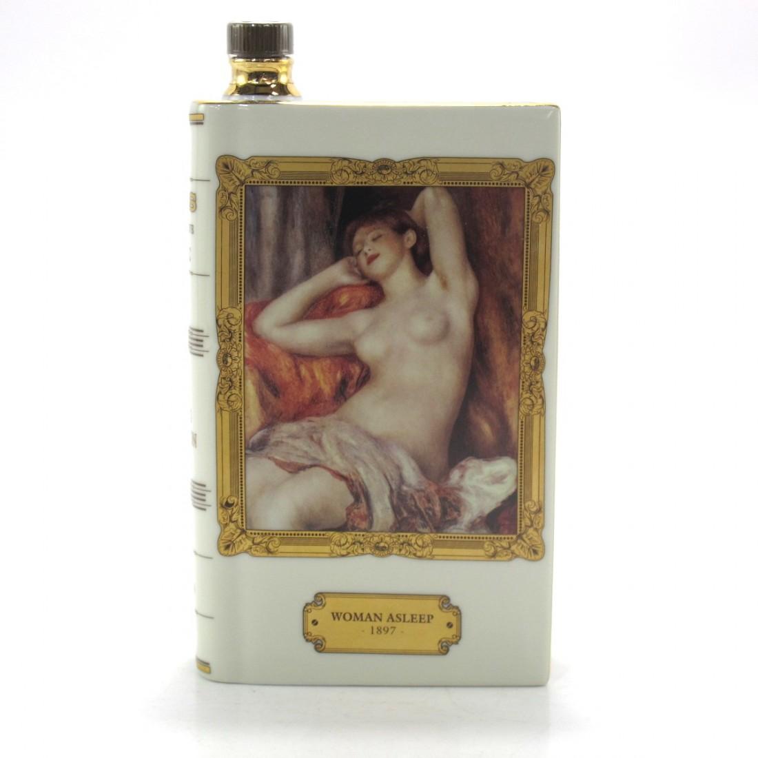 Camus Special Reserve / Renoir Woman Asleep Decanter