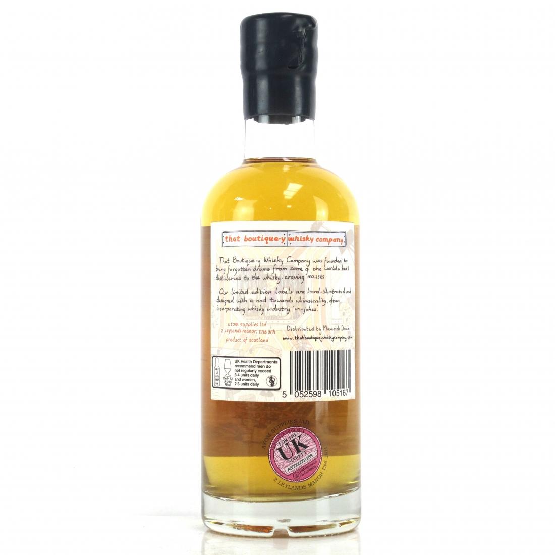 Bruichladdich That Boutique-y Whisky Company 12 Year Old Batch #3